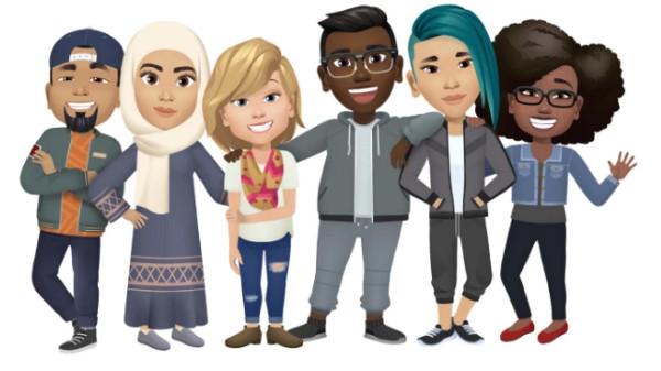 Facebook Avatars Are Here: Inspired By Snapchat's Bitmoji