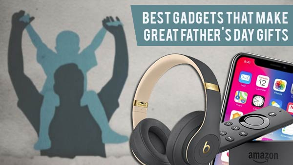 This Father's Day, Take Your Dad's Tech Game To Whole New Level