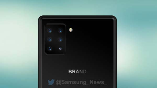 Sony Working On Smartphone With Six Rear Cameras