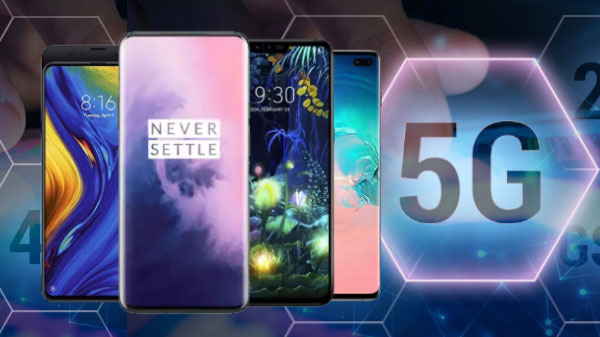 These 5G Smartphones Are Available Globally