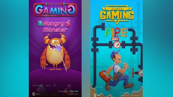 Glance Unveils Gaming On Lock Screen Platform Of Smartphones