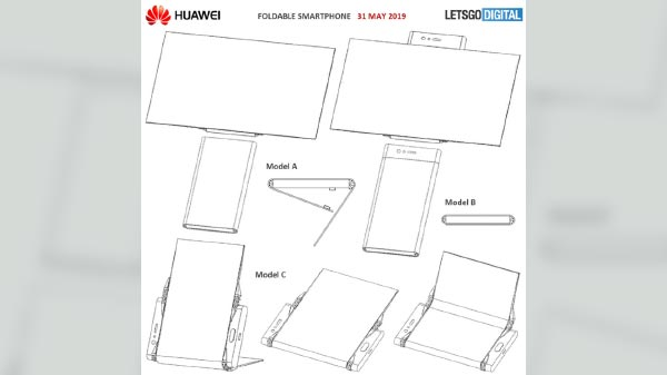 Huawei Already Working On A Dual-Folding Smartphone