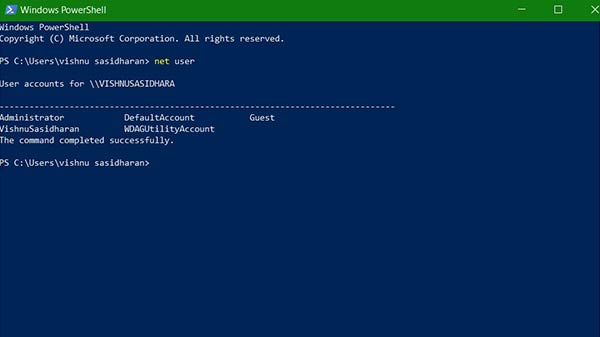 Here's How To Reset Admin Password in Windows 10