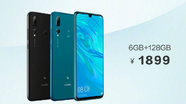 Huawei Maimang 8 Launch With Triple Rear Camera, Android Pie