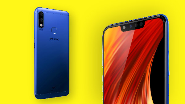 Infinix Hot 7 Pro Launched In India With Quad-Camera Setup And More