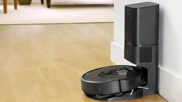 iRobot Roomba i7+ Robot Vacuum With Alexa And Google Assistant