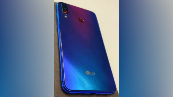 LG W Series Smartphone Leak – Live Photo Shows Design