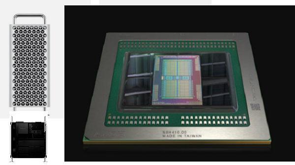 Apple's New Mac Pro Uses AMD Radeon Pro Vega II GPU