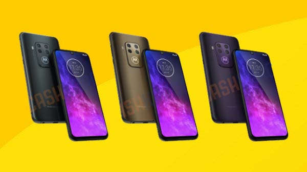 Motorola One Pro Press Renders Shows Quad Cameras And Notch Display