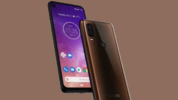 Moto One Action Leak – Triple Rear Cameras, Punch-Hole display And More Tipped