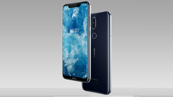 Nokia 8.1 Receives Price Cut Of Rs. 7,000
