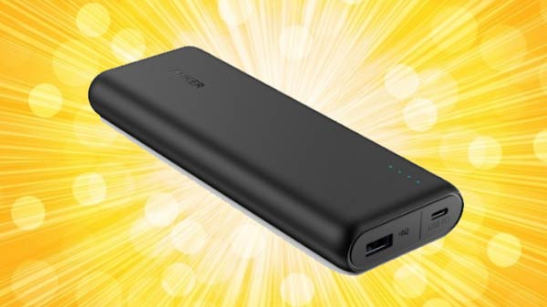 Anker Announces Portable Charger In India For Rs 6,999