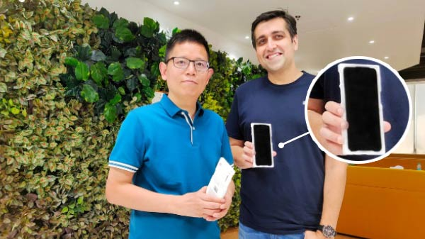 ealme 5G Smartphone Teased By CEO Madhav Sheth