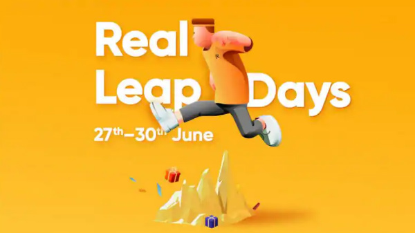 Realme Announces 'Real Leap Days' Sale – All You Need To Know