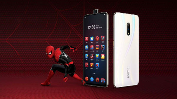 Realme X Spiderman Edition: Silently Launched For Rs. 18,063