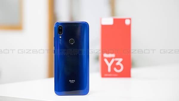 Xiaomi Redmi Y3 Open Sale Amazon  – 32MP Selfie Camera At Rs. 9,999
