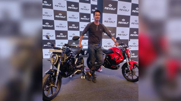 Revolt Motors RV 400 Launched In India – Fully Electric AI-Enabled Bik