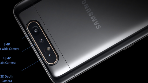Samsung Galaxy A80 Comes With A State Of The Art Camera Tech
