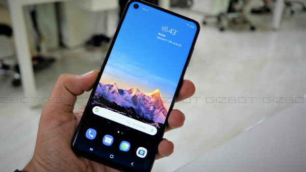 Samsung Galaxy M40 Launched – Priced At Rs. 19,990