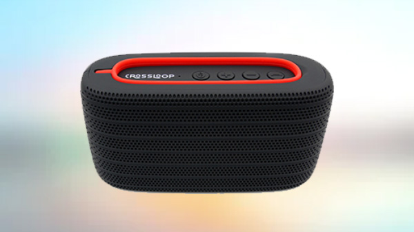 Crossloop Launches Ultra-Compact Volar Bluetooth Speaker In India