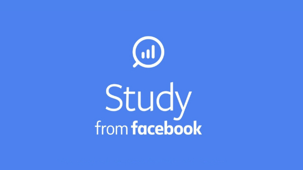 Study From Facebook Let's You Earn Money In Exchange For Your Data