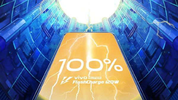 Vivo's 120W Super FlashCharge Technology Coming Soon