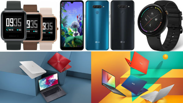 Week 24, 2019 Launch Roundup: From 8K Television To The Mi Band 4