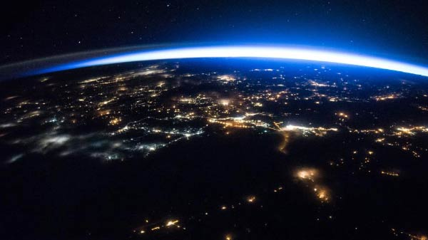 NASA Shares Stunning View Of Earth From International Space Station