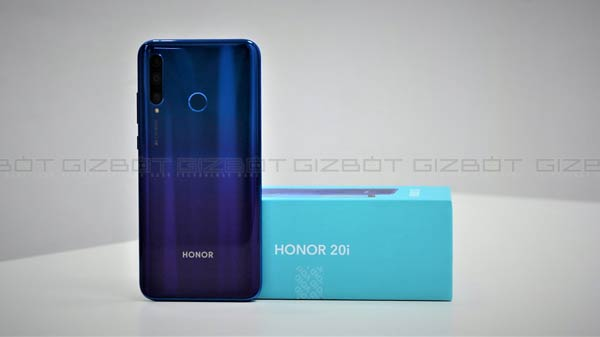 Honor 20i Sale Today: Triple Rear Cameras For Rs. 14,999