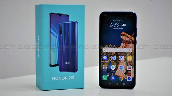 Honor 20i First Impression: Premium Design And Capable Triple Rear Cameras