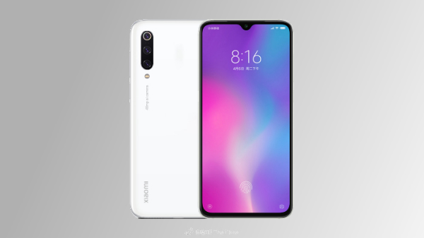 Alleged Xiaomi CC9 Render Emerges Online – Looks Similar To Redmi K20 Pro