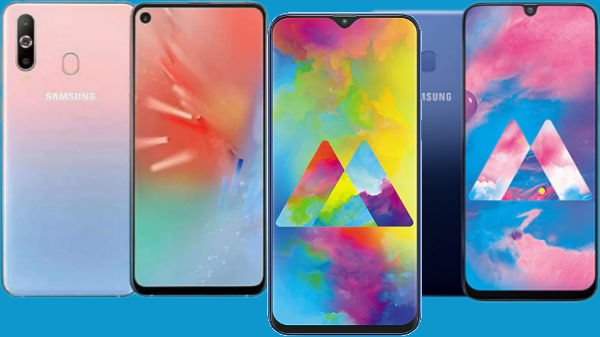 Samsung Galaxy M Series Smartphones To Buy In India
