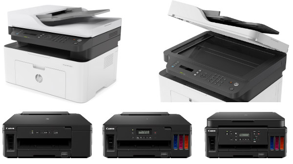 HP And Canon Unveils New Printers In India, Price And Features