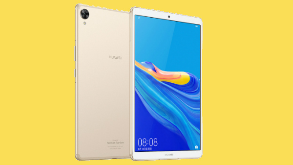 Huawei MediaPad M6 Is the Most Powerful Tablet From Huawei With 2K Display