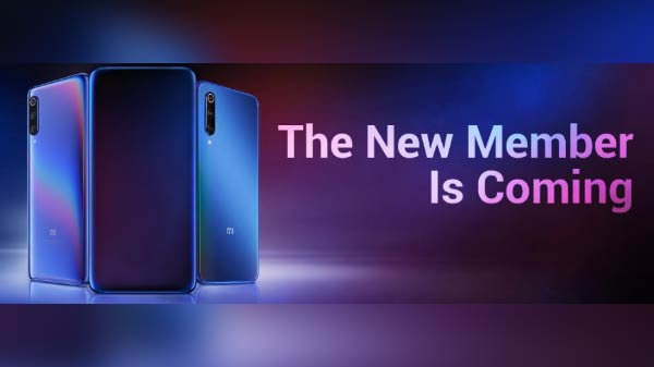 Xiaomi Mi 9T Confirmed To Launch On 12 June With Pop-Up Camera & More