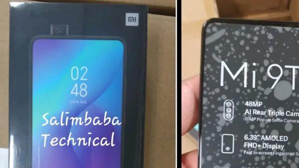 Xiaomi Mi 9T Looks Like A Rebranded Redmi K20