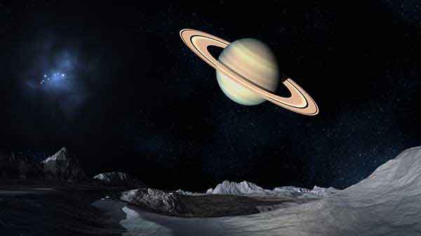 NASA To Send Dragonfly Drone To Saturn's Moon Titan