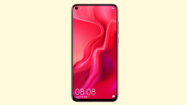 Huawei Nova 5 Official Teaser Confirms 32MP Selfie Camera And WaterDrop Notch