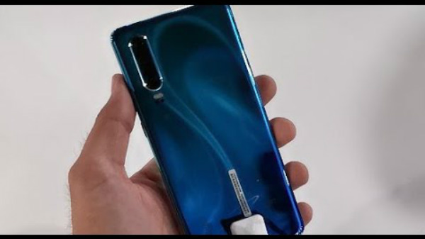 Huawei P30, P30 Pro Android Update – Brings DC Dimming And More