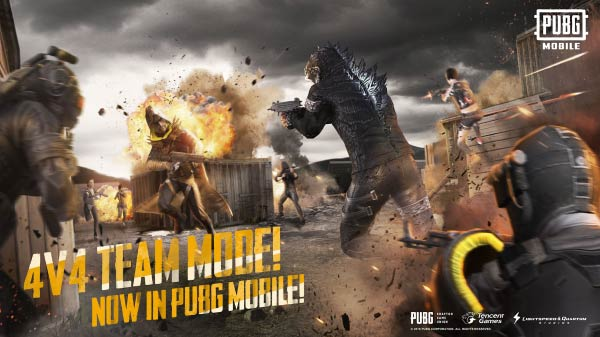PUBG Mobile Receives 0.13.0 Update With Team Deathmatch Mode And More