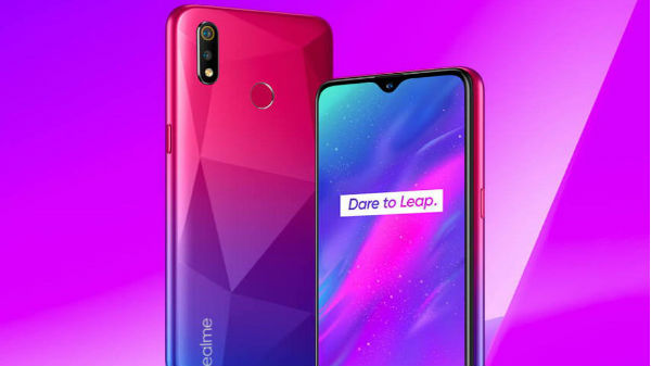 Realme 3 New Diamond Red Color Variant Shows Up Online