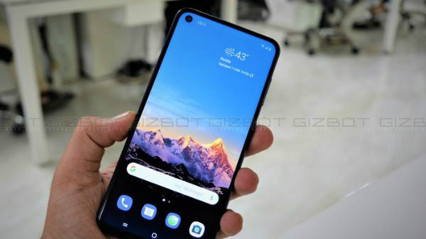 Samsung Galaxy M40 Gets First Update