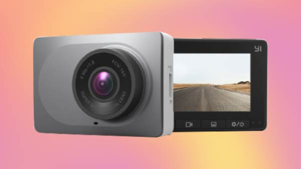Yi Smart Dash Camera Launched In India For Rs 5200 – Specs And Offer