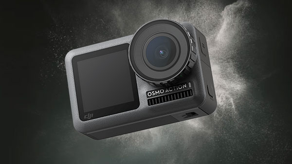 DJI Osmo Action Camera Amazon Sale- Direct Competition To GoPro Hero 7
