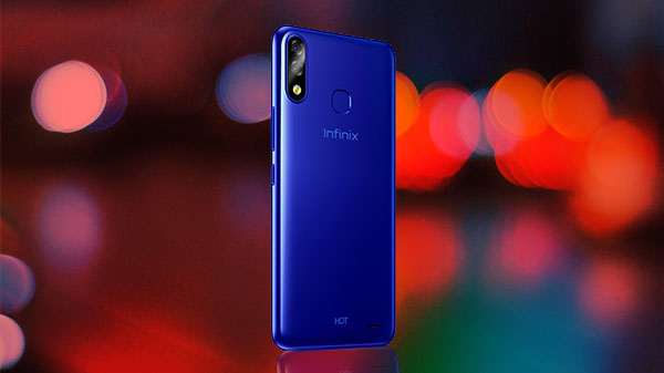 Infinix Launches HOT 7 With Quad Camera And More – Price And Specs
