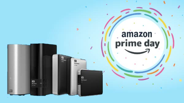 Amazon Prime Day Sale: Lowest Prices Ever On Hard Drives