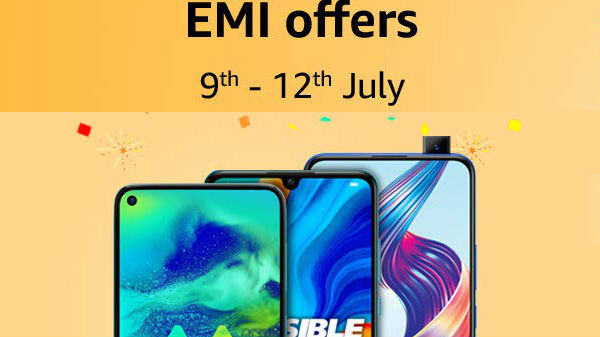 Amazon EMI Offer On Mid-Range Smartphones