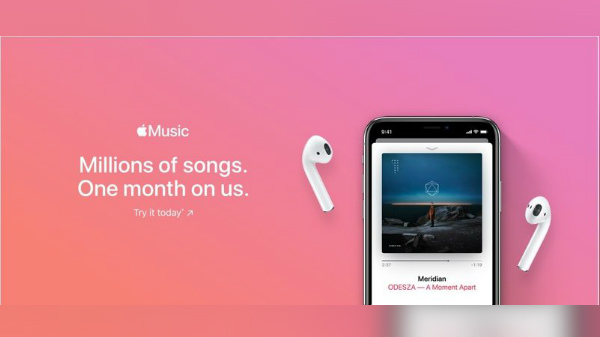 Apple Music Trial Period Might Come Down From 3 Months To 1 Month