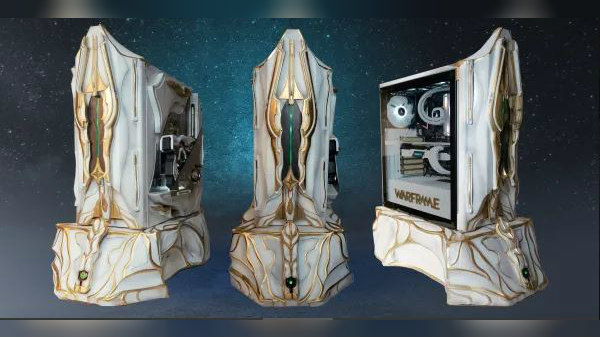 Corsair Warframe Custom PC Is Up For Grabs For Free