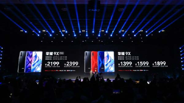 Honor 9X And 9X Pro Launched With Pop-Up Camera, Kirin 810, And More
